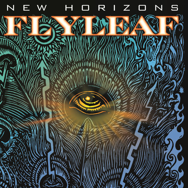 Flyleaf: New Horizons CD