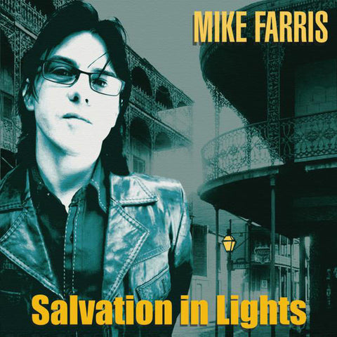 Mike Farris: Salvation In Lights CD