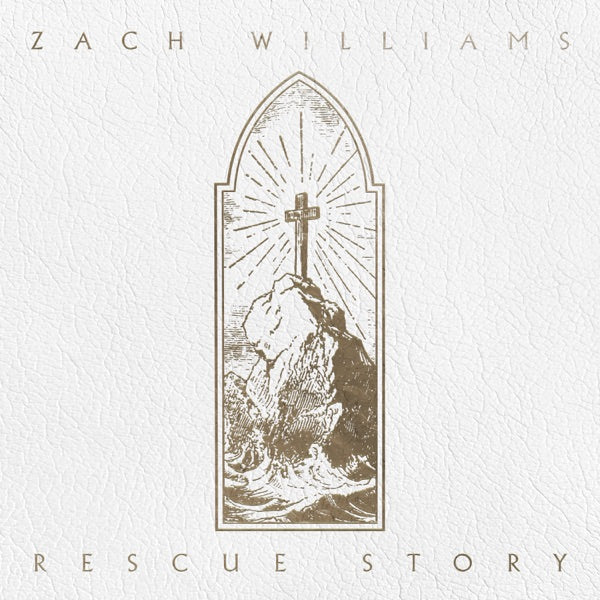 Zach Williams: Rescue Story CD