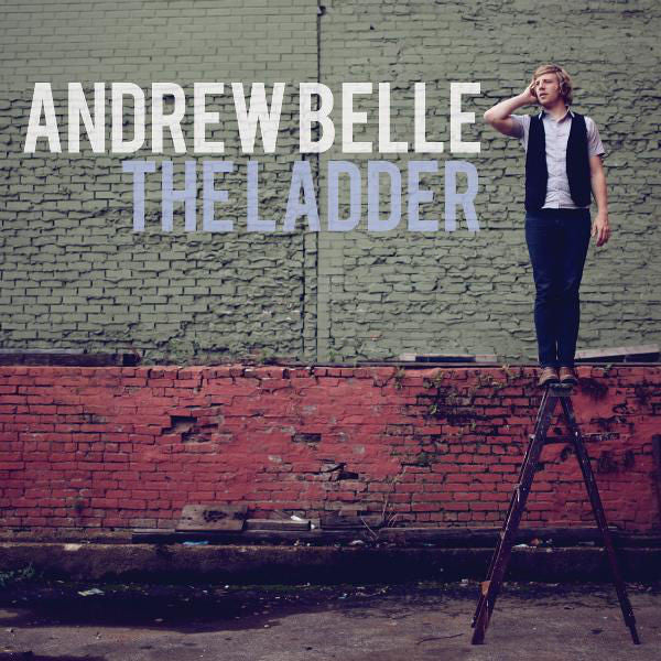 Andrew Belle: The Ladder CD