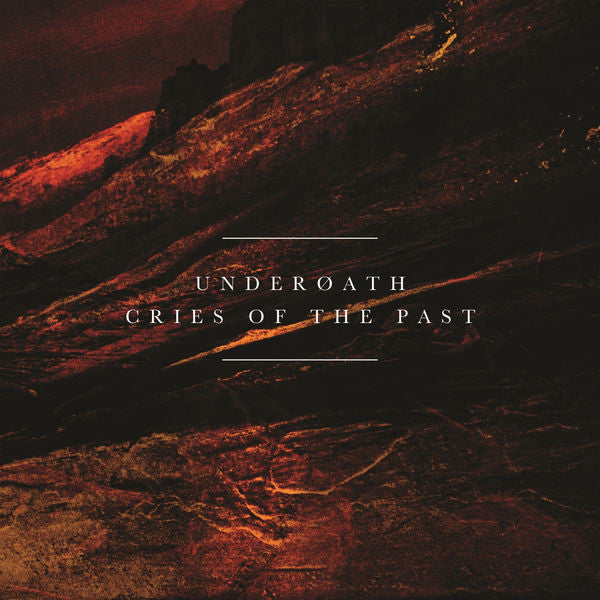 Underoath: Cries of the Past CD