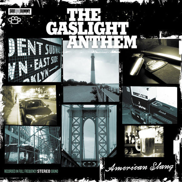 The Gaslight Anthem: American Slang CD