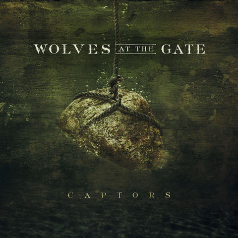 Wolves At The Gate: Captors CD