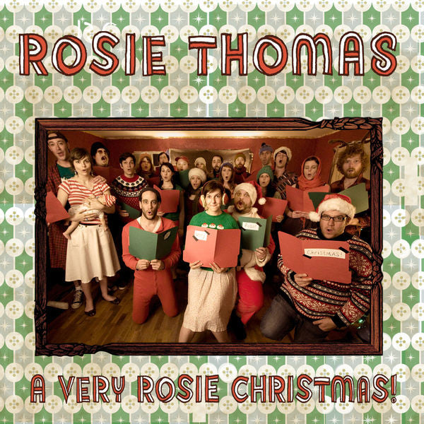 Rosie Thomas: A Very Rosie Christmas! CD