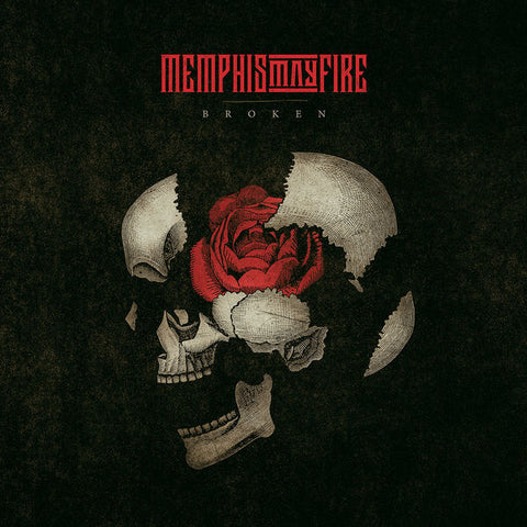 Memphis May Fire: Broken Vinyl LP