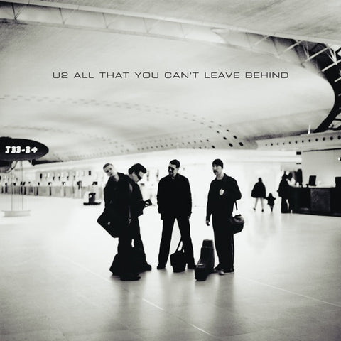 U2: All That You Can't Leave Behind - 20th Anniversary CD