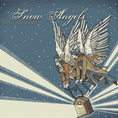 Over The Rhine: Snow Angels CD