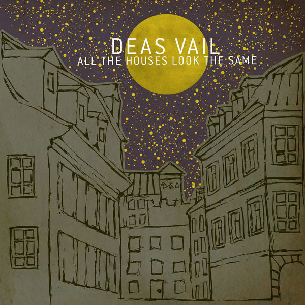 Deas Vail: All The Houses Look The Same CD