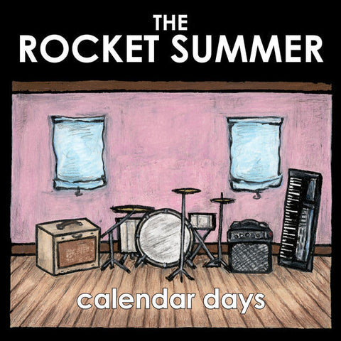 The Rocket Summer: Calendar Days CD w/ bonus DVD