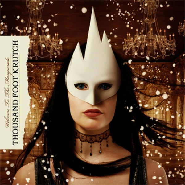 Thousand Foot Krutch: Welcome To The Masquerade CD