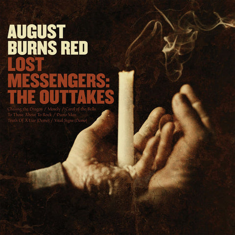 August Burns Red: Lost Messengers - The Outtakes CD