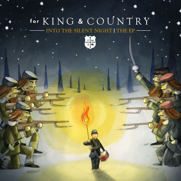 For King & Country: Into The Silent Night CD