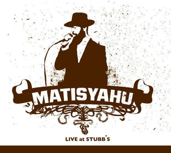 Matisyahu: Live at Stubb's CD