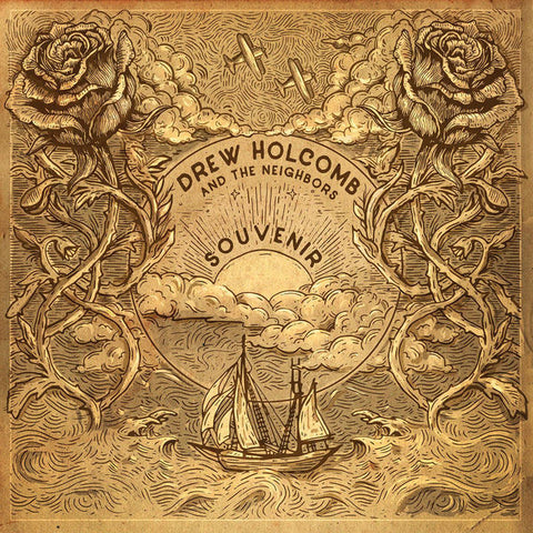 Drew Holcomb & The Neighbors: Souvenir CD