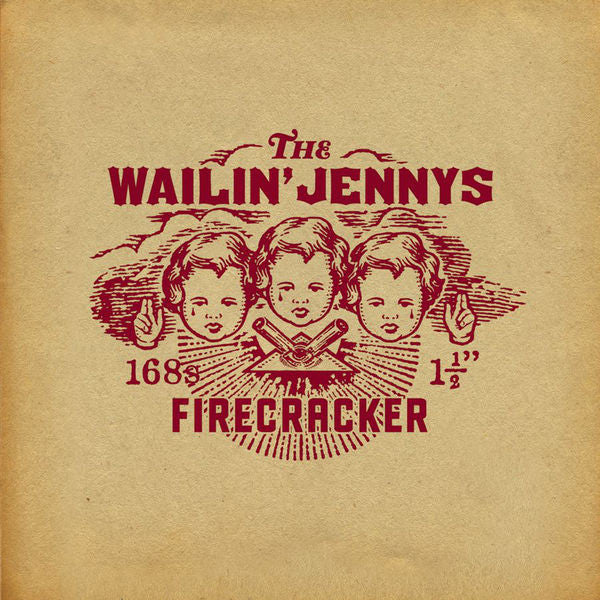 The Wailin' Jennys: Firecracker CD