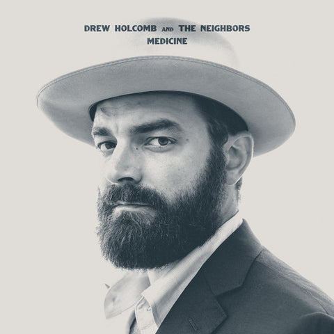 Drew Holcomb & The Neighbors: Medicine CD