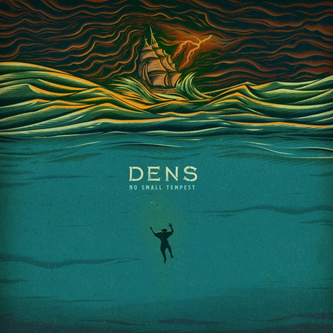 Dens: No Small Tempest Vinyl LP