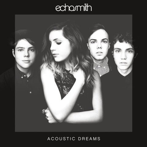 Echosmith: Acoustic Dreams White Vinyl
