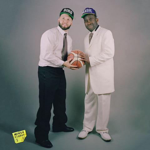 Andy Mineo & Wordsplayed present Magic & Bird CD