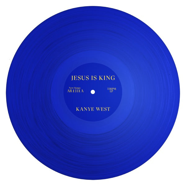 Kanye West: Jesus Is King Vinyl LP