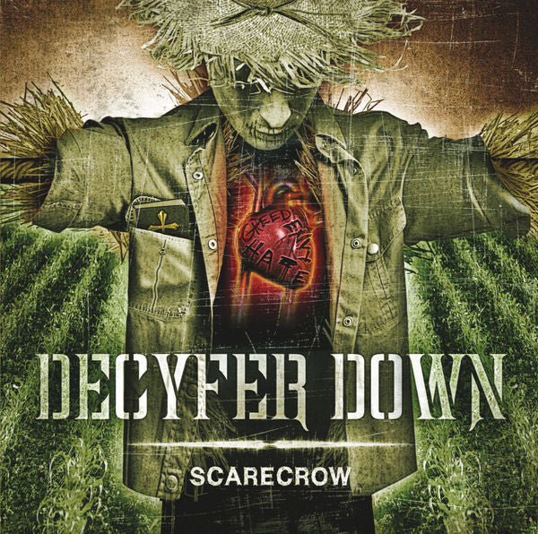 Decyfer Down: Scarecrow CD