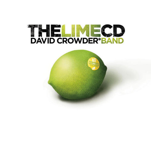 David Crowder Band: The Lime CD