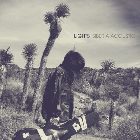 Lights: Siberia Acoustic CD