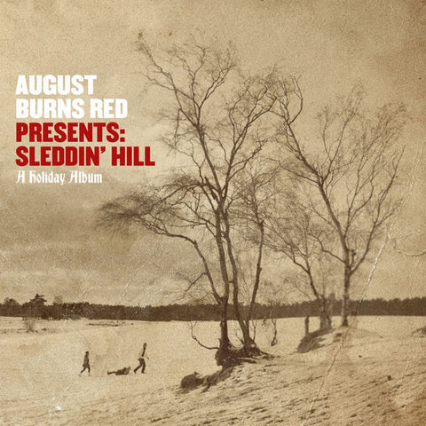 August Burns Red: Sleddin' Hill - A Holiday Album CD