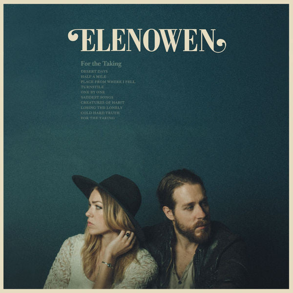 Elenowen: For The Taking Vinyl LP