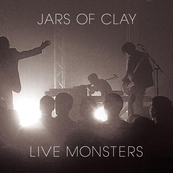 Jars Of Clay: Live Monsters CD