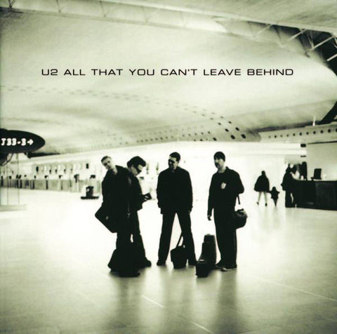 U2: All That You Can't Leave Behind CD
