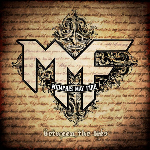 Memphis May Fire: Between The Lines CD