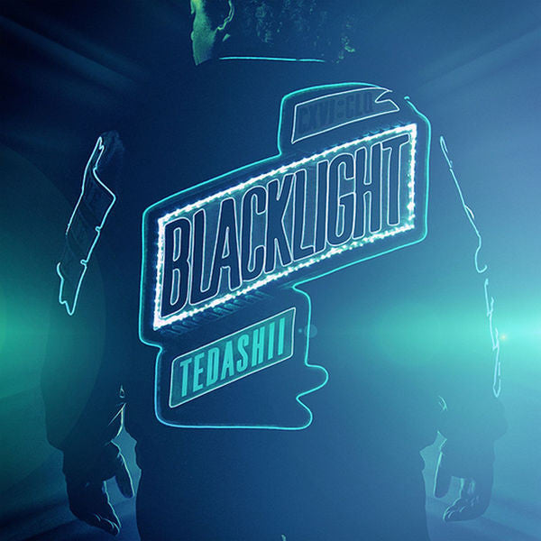 Tedashii: Blacklight CD