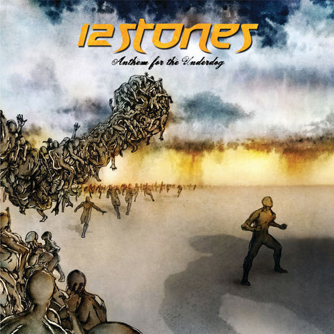 12 Stones: Anthem For The Underdog CD