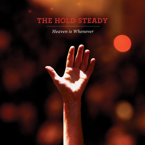 The Hold Steady: Heaven Is Whenever Deluxe Anniversary Edition Vinyl LP