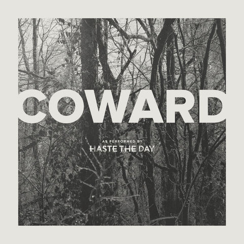 Haste The Day: Coward CD