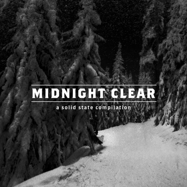 Midnight Clear: A Solid State Compilation (Christmas) CD