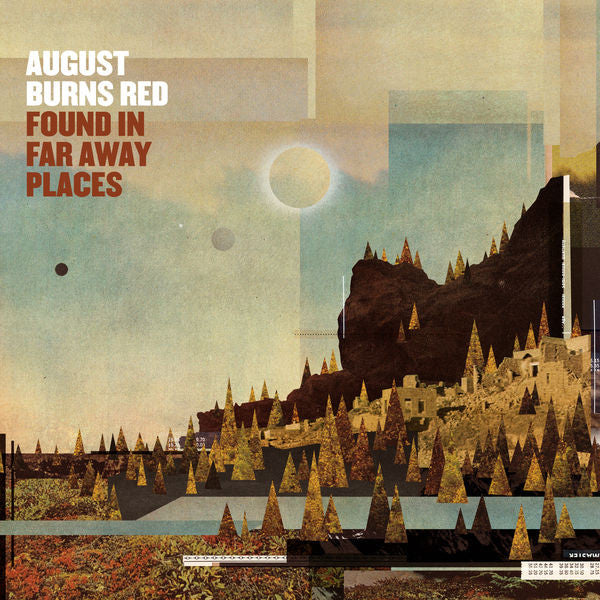 August Burns Red: Found In Far Away Places CD