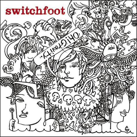 Switchfoot: Oh Gravity Vinyl LP