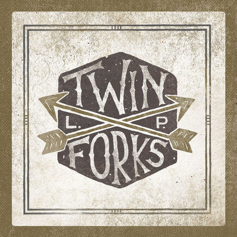 Twin Forks: Twin Forks CD