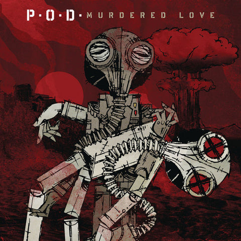 P.O.D.: Murdered Love CD