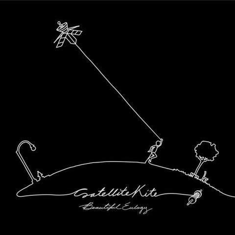 Beautiful Eulogy: Satellite Kite CD
