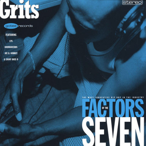 Grits: Factors of Seven CD