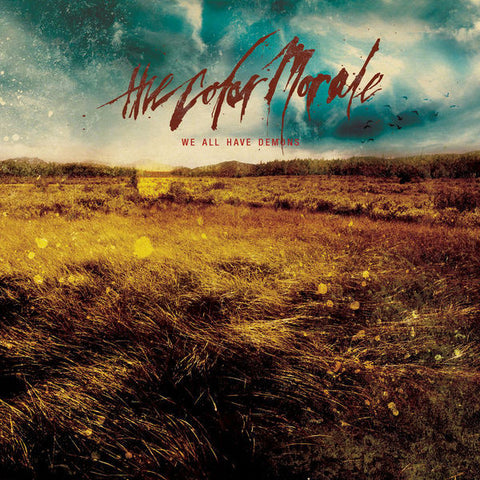 The Color Morale: We All Have Demons CD