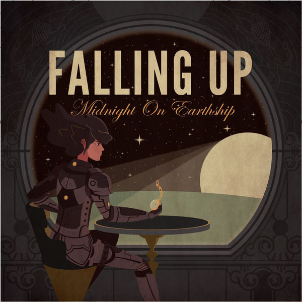 Falling Up: Midnight On Earthship CD