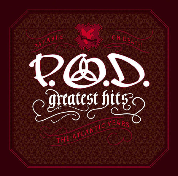P.O.D.: Greatest Hits - The Atlantic Years CD