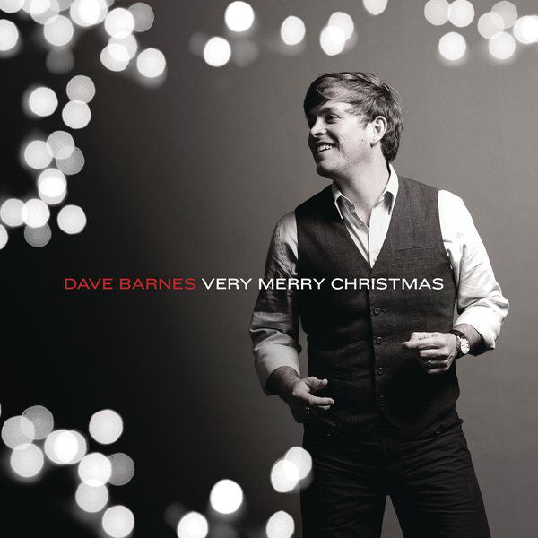 Dave Barnes: Very Merry Christmas CD