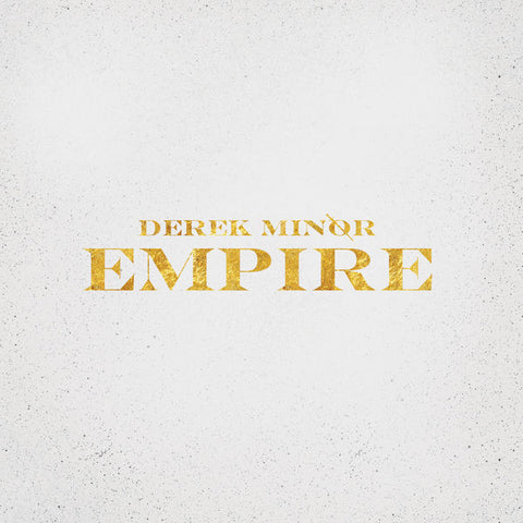 Derek Minor: Empire CD
