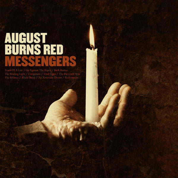 August Burns Red: Messengers CD
