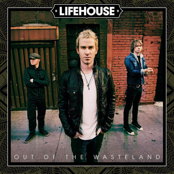 Lifehouse: Out of the Wasteland CD